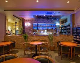 レストランバー キーブ 「Restaurant Bar CIB」